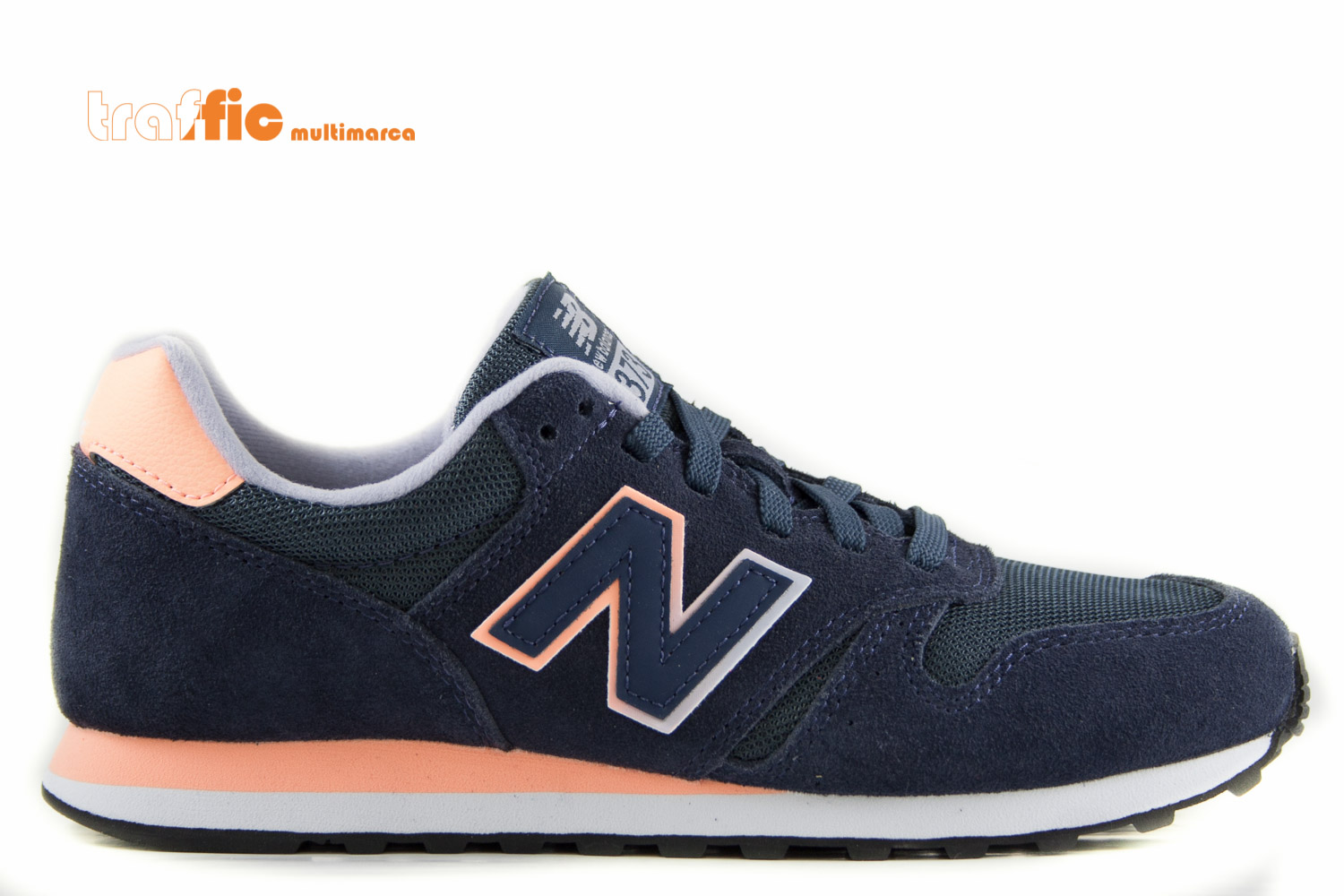 new balance suede mujer